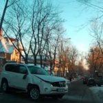 Foto: Video!!! Accident violent în Capitală. Un copil și mama acestuia au ajuns la spital