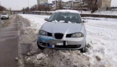 Unei fete din Capitală i-a dispărut mașina din curtea casei. Vezi unde a fost găsit automobilul