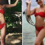 Foto: O participantă a reality show-ului «Дом-2» suferă de anorexie