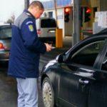 Foto: Anunț pentru șoferi! Rovinieta nu mai este verificată la trecerea frontierei