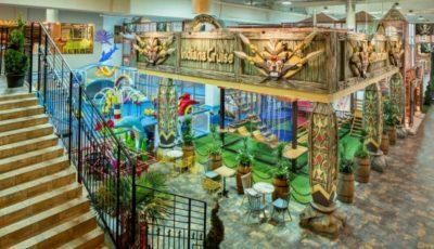 S-a deschis cel mai mare loc de joacă pentru copii din sud-estul Europei