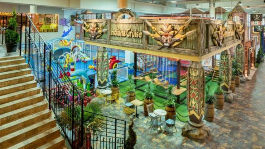 Foto: S-a deschis cel mai mare loc de joacă pentru copii din sud-estul Europei