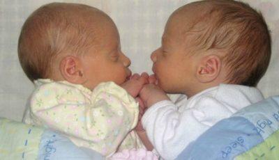 O mamă din Ștefan Vodă și-a născut bebelușii gemeni în ambulanță