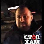 Foto: Video!!! Isprava unui șofer nervos. A vorbit cu cuvinte necenzurate și s-a prezentat ca fiind șef adjunct al Poliției Rutiere