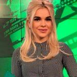 Foto: Daniela Burlac nu va mai prezenta știrile din sport la Jurnal TV. Care este motivul?