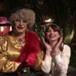 """Foto: ,,Doamna Dora"""" îi urează pe moldoveni, de la Roma. Video!"""