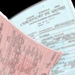 Foto: A intrat în vigoare legea care introduce unele modificări ale proceduriide înscriere/transcriere a actelor de stare civilă românești