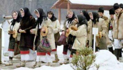 Astăzi, creştinii ortodocşi de rit vechi sărbătoresc ajunul Sfântului Vasile cel Mare