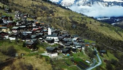 Se oferă bani familiilor cu copii care vor să se mute în Elveția