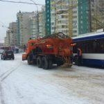 Foto: Pe străzile din Chișinău se circulă în regim de iarnă. În nordul țării, nici vorbă însă de așa ceva!