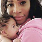 Foto: Serena Williams a avut mari probleme când a născut