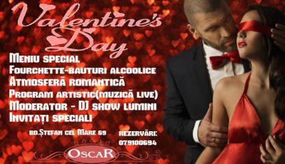 Surprinde-ți jumătatea cu o cină romantică de Ziua Îndrăgostiților!!!