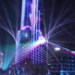 Foto: Video! Revelion 2018: spectacolul de lumini din Dubai a intrat în Cartea Recordurilor