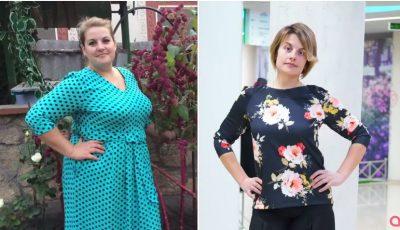Schimbare frumoasă de look pentru Dorina Pavlov – Miss Unica Sport 2017!!!