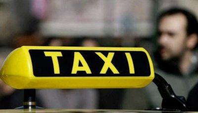 Au legat un taximetrist cu o funie la gât, l-au amenințat cu un cuțit și l-au dat jos din mașină