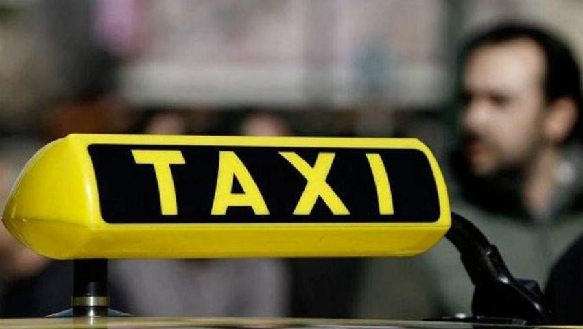 Foto: Au legat un taximetrist cu o funie la gât, l-au amenințat cu un cuțit și l-au dat jos din mașină