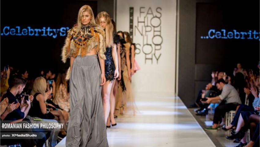 """Foto: Branduri moldovenești la ,,Romanian Fashion Philosophy"""" – evenimentul de modă organizat la București transmis live, în întreaga lume!"""