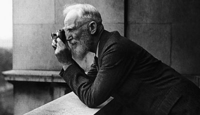 14 citate ale lui Bernard Shaw despre viață, femei și bărbați