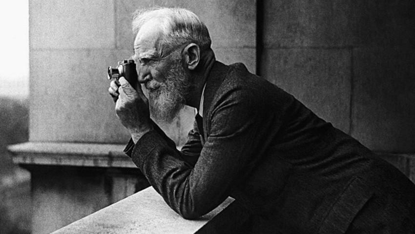 Foto: 14 citate ale lui Bernard Shaw despre viață, femei și bărbați