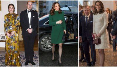 Cele mai stilate ținute purtate de Ducesa de Cambridge în timpul vizitei în Suedia