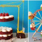 Foto: Un cofetar de 24 de ani transformă deserturile sale în adevărate opere de artă!