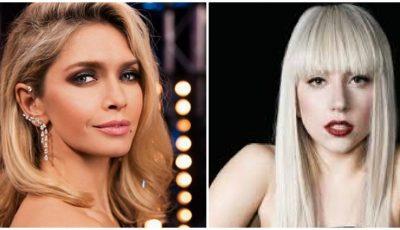 Vera Brejneva și Lady Gaga – în același model de rochie! Vezi cine arată mai bine