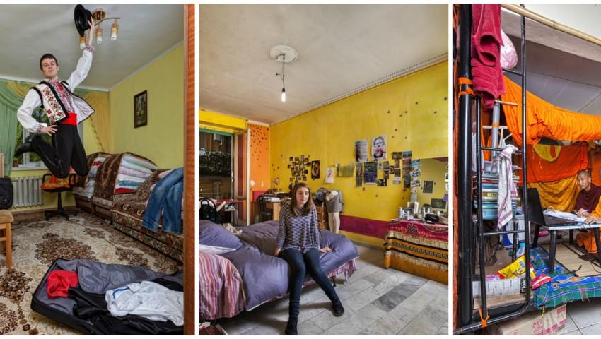 Foto: Foto! Cum arată căminele studențești în diferite țări ale lumii