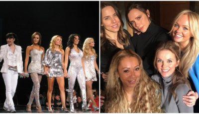 Membrele trupei Spice Girls s-au reunit! Ce urmează?