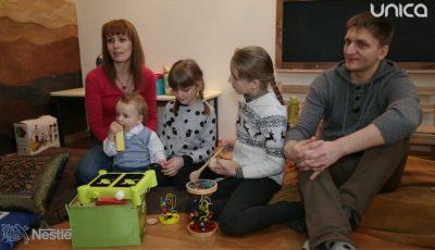 Diana Decuseară își răsfață copiii cu gustări sănătoase! Iată care sunt ele