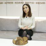 Foto: Galina Tomaș, despre consumul de pâine