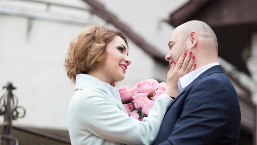 """Foto: Liudmila Belostecinic: """"Oferă tot ce ai mai bun și atunci îți vei prescrie fericirea!"""""""