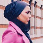 Foto: A făcut istorie! Amena Khan este primul model cuhijab care a apărut într-o reclamă de îngrijire a părului