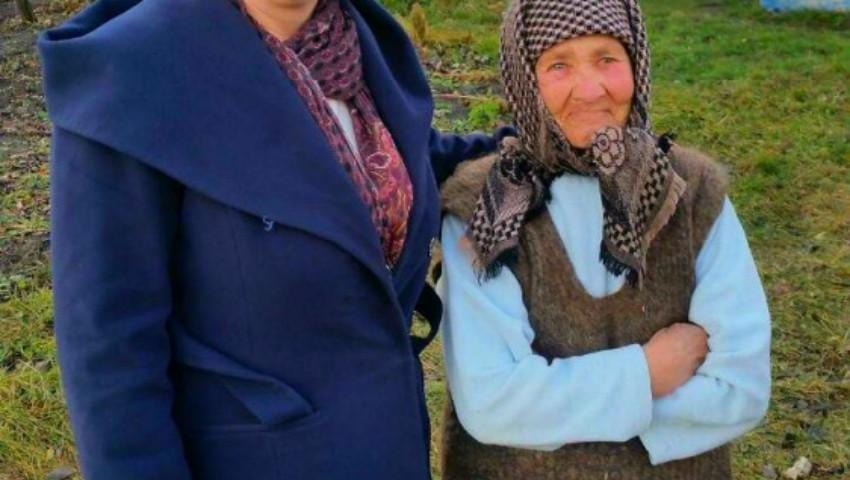 """Foto: Campania ,,Adoptă un bătrân""""- ajută-i pe cei necăjiți și singuri să aibă un trai mai bun!"""