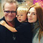 Foto: Fiul Nataliei Podolskaya și al lui Vladimir Presnyakov a moștenit talentul părinților săi
