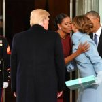 Foto: Michelle Obama a dezvăluit ce cadou a primit de la soții Trump în Ziua Inaugurării în 2017