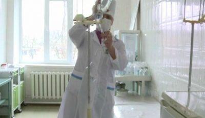 Focar de hepatită A în raionul Leova. 12 copii au fost internați în spital