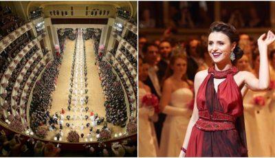 Valentina Naforniţă va cânta în deschiderea Wiener Opernball 2018!