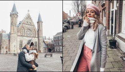 Bloggerița Ana Ciorici s-a mutat cu traiul într-o altă țară