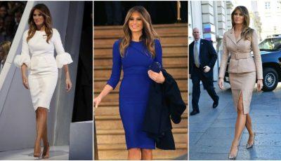 Dieta Melaniei Trump: ce mănâncă Prima Doamnă a Americii pentru a avea o siluetă de invidiat!