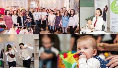 """Proiectul social ,,Mămica Alăptează"""" a împlinit 3 ani de la fondare!"""