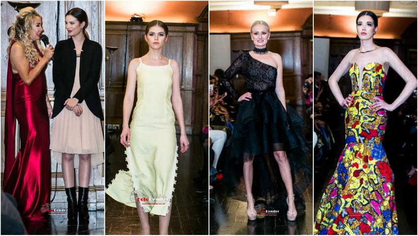 Foto: Prezentare de modă inedită la Londra! La eveniment au participat și designeri din Moldova