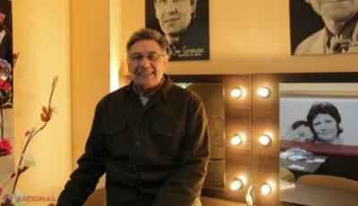 La mulți ani! Actorul Jan Cucuruzac este astăzi omagiat