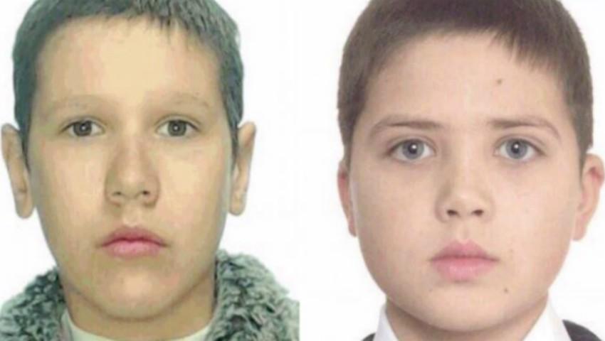 Foto: Minorii din Edineț care au pus pe jar întreaga comunitate, au fost găsiți!