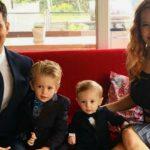 Foto: Celebrul interpret Michael Buble, a cărui copil a fost diagnosticat cu cancer, va deveni tată din nou