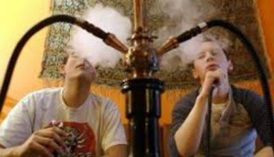 Atenție! O oră de fumat narghilea = 200 de țigări