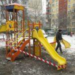 Foto: Noi terenuri de joacă în Chișinău. Unde vor fi amenajate acestea?