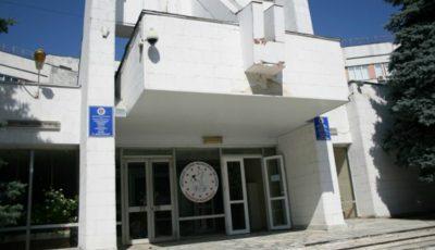 """Hoții au intrat în biroul administratorului Spitalului """"Valentin Ignatenco"""" din Capitală. L-au lăsat fără calculator"""
