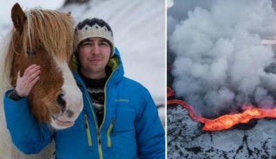 Imaginile sale au fost publicate în National Geographic! Povestea fotografului moldovean stabilit în Islanda