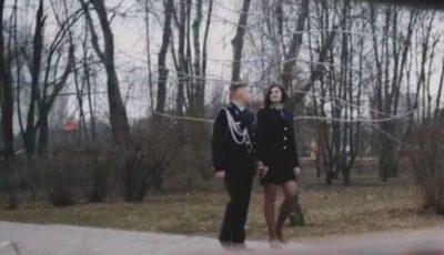Filmuleț emoționant!!! Povestea de dragoste trăită de doi angajați ai Poliției de Frontieră