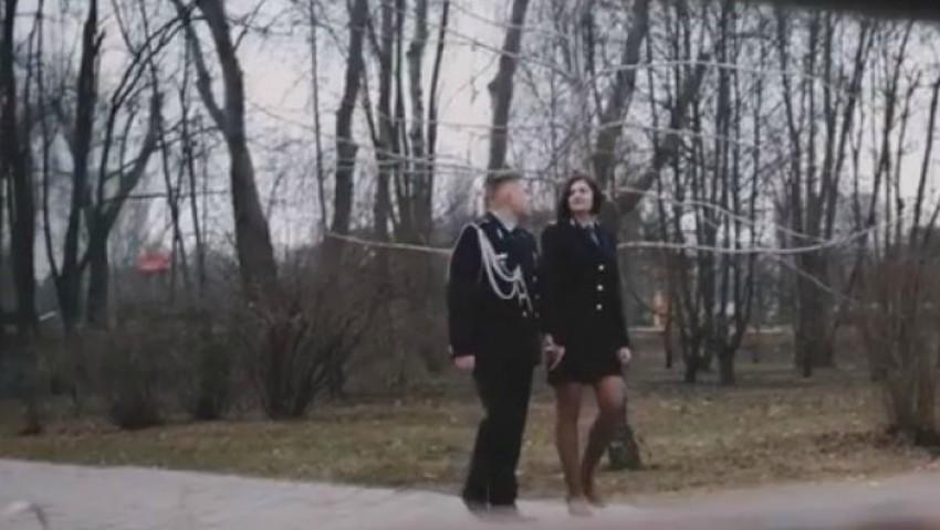 Foto: Filmuleț emoționant!!! Povestea de dragoste trăită de doi angajați ai Poliției de Frontieră